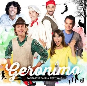 Geronimo is a fanstastic family festival.