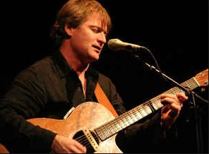Nick Harper is an incredable guitar player who performs at the St Luke's & the Winged Ox.